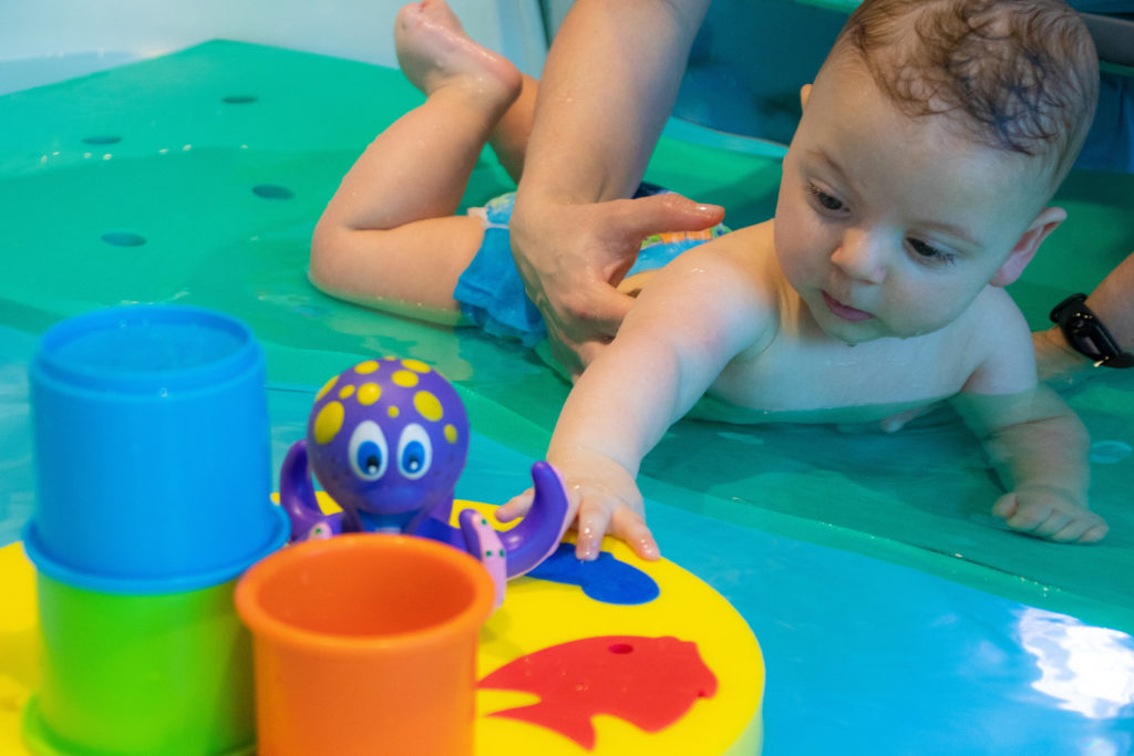 beneficios babe splash baby spa reus