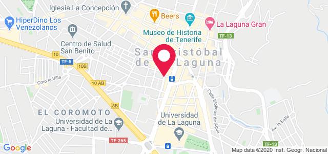 Calle Alfredo Torres Edwards12, 38204, San Cristóbal de la Laguna