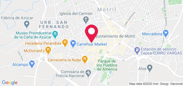 Calle Romero Civantos 3 Bjs, 18600, Motril