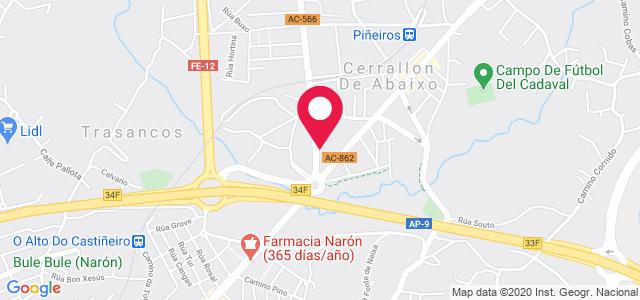 Estrada de cedeira-feal N18 bajo, 15570, Naron