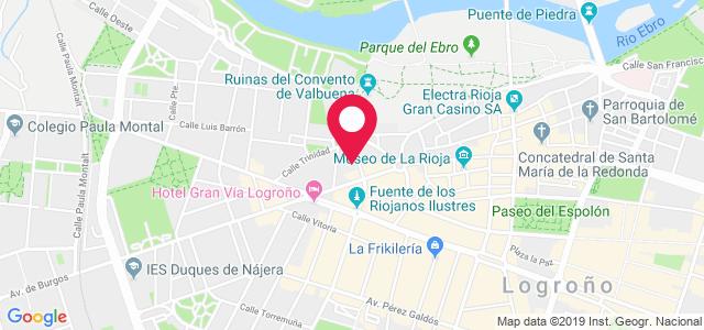 Calle General Vara de Rey, 49, 26002, Logroño