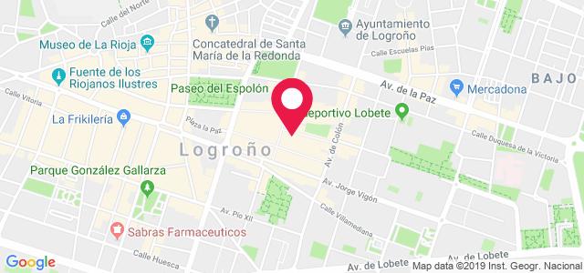 Calle Ciríaco Garrido, 4 Pasaje, 26003, Logroño