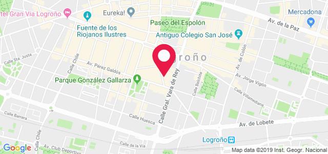Calle San Antón, 21 3ºA, 26002, Logroño