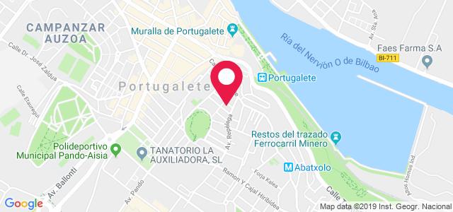 Miguel Loredo Rola, 3, 48920, Bilbao