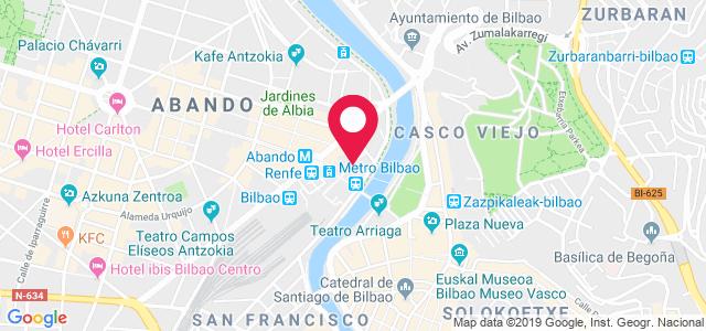 La amistad, 2, 48007, Bilbao