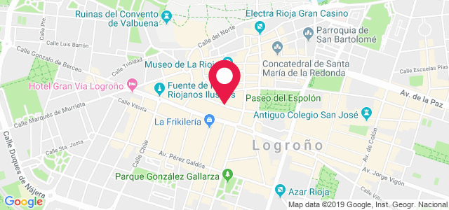 Avenida Portugal, 7 Bajo, 26001, Logroño