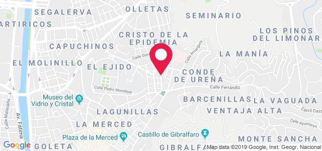 Calle Cristo de la Epidemia, 20, 29013, Málaga