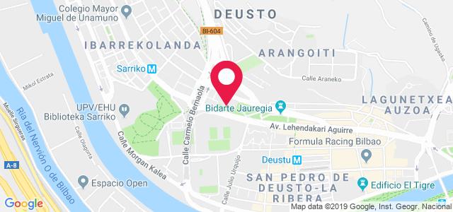 Avenida Lehendakari Aguirre, 44, 48014, Bilbao