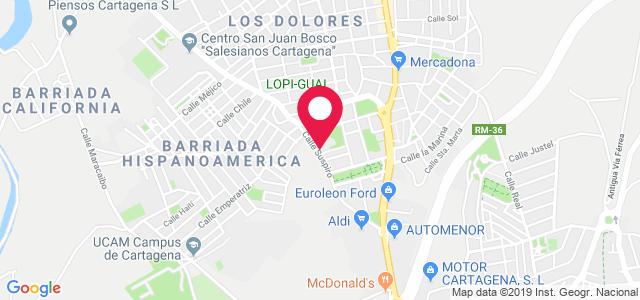Calle Ulloa, 8. Cartagena 30310, 30300, Cartagena