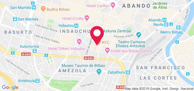 Alameda San Mames, 25, 48010, Bilbao