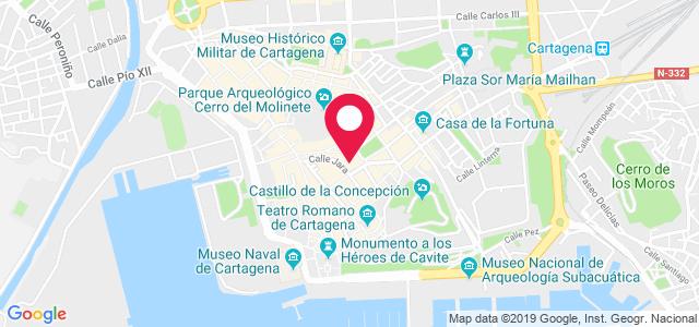Calle Campos, 3, 30201, Cartagena