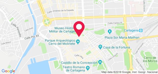Calle del parque, 5, 30201, Cartagena