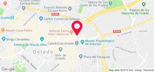 Calle Jovellanos, 27, Oviedo, 33003, Oviedo