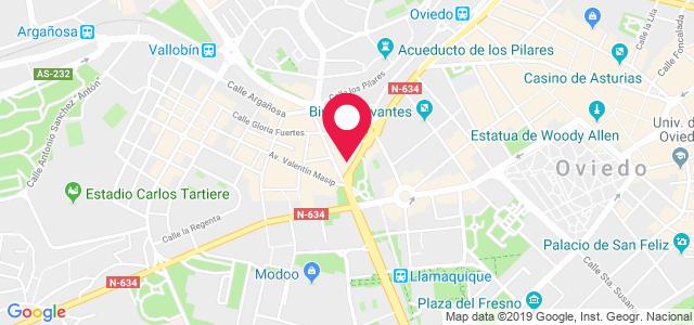 Av. de Colon, 4,  33013 Oviedo, 33013, Oviedo