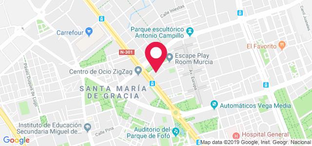 Calle Azarbe del papel 6, bajo. Murcia, 30007, Murcia