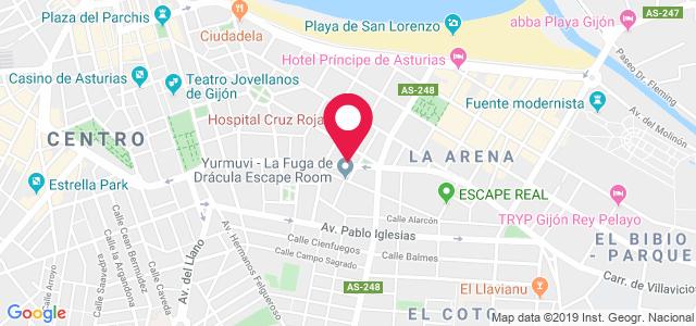 Avda. De La Costa, 87, 33205, Gijón