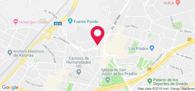 Cabo de Peñas 1, 33011, Oviedo