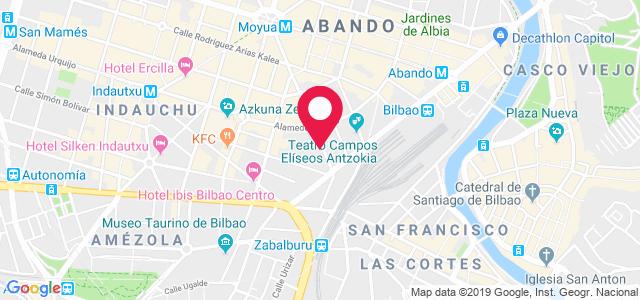 Elcano nº34, 1º Interior Izq, 48008, Bilbao