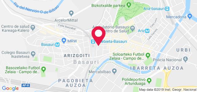 Calle Begoñaco Andra Mari, 14, 48970, Bilbao