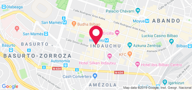 Alameda San Mames, 44, 48010, Bilbao