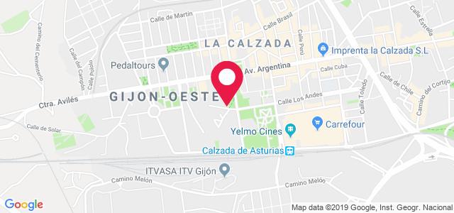 Calle Los Andes, 37 bajo, 33213, Gijón