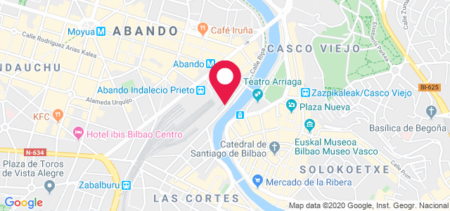 Calle Bailén, 2 local 3, 48003, Bilbao