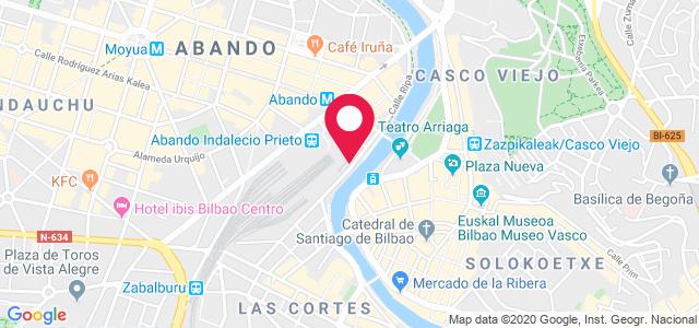 Calle Ledesma, 4, 48001, Bilbao
