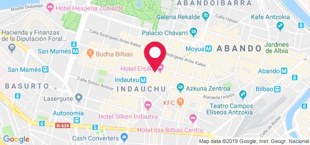 Ercilla, 38 1ºD. Bilbao, 48011, Bilbao