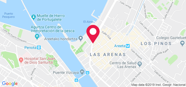 Calle Las Mercedes, 22 1º, 48930, Bilbao