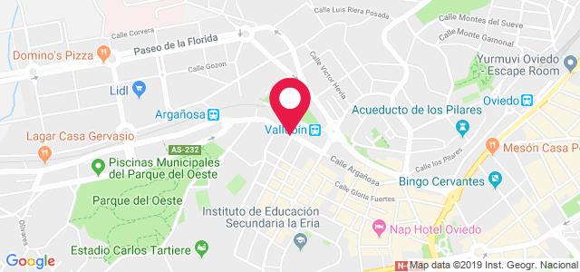 Calle Argañosa, 69, 33013, Oviedo