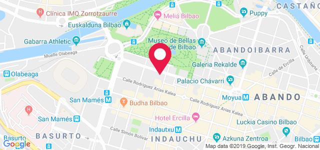Alameda Doctor Areilza, 2, 48011, Bilbao