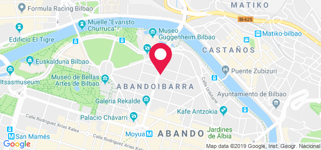 ALAMEDA RECALDE 13, 48010, Bilbao