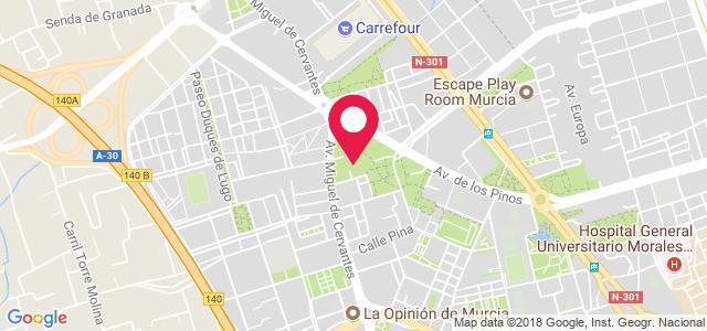 Plaza Santa Ana, 2, 3008, Murcia
