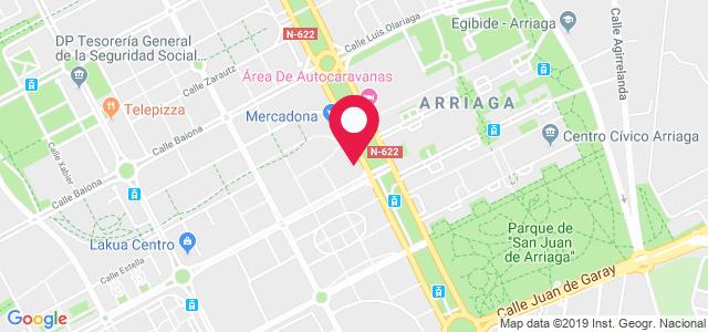 Calle Juntas Generales, 9, 01010, Vitoria