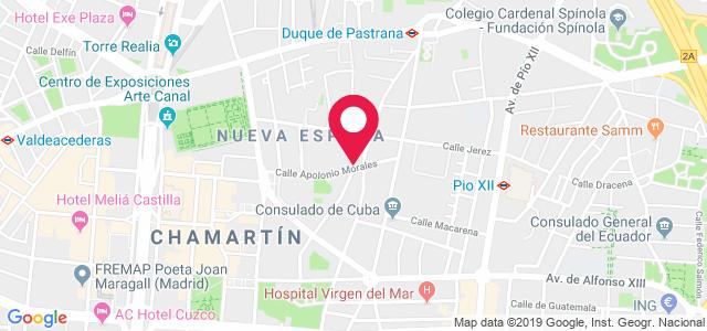 Calle Apolonio Morales, 21A, 28036, Madrid