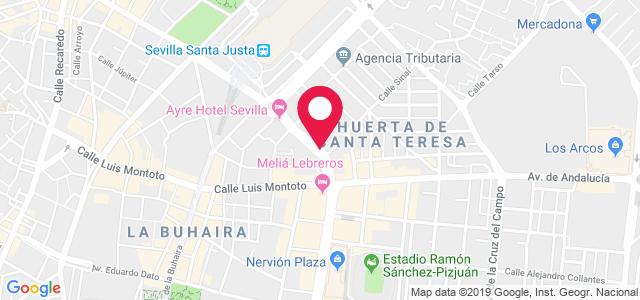Calle Hernando del pulgar, 11, 41007, Sevilla