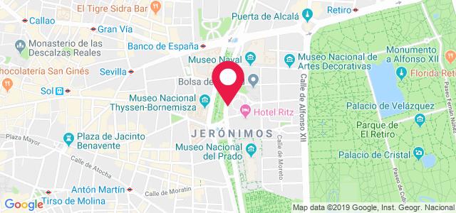 Calle Antonio Maura, 6, 28014, Madrid