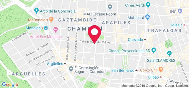 Calle Melendez Valdes, 5, 28015, Madrid