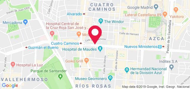 Calle Raimundo Fernandez Villaverde, 37, 28003, Madrid
