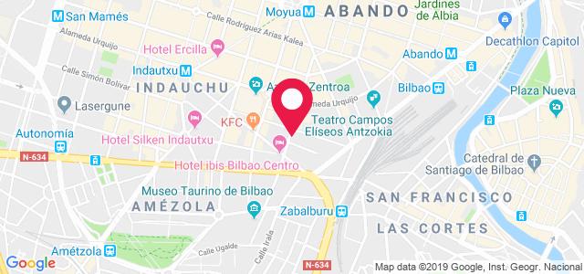 C/ Euskalduna, 5 - 3ºC, 48015, Bilbao