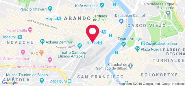 Hurtado Amezaga,10 1ºdcha Dpto H., 48008, Bilbao