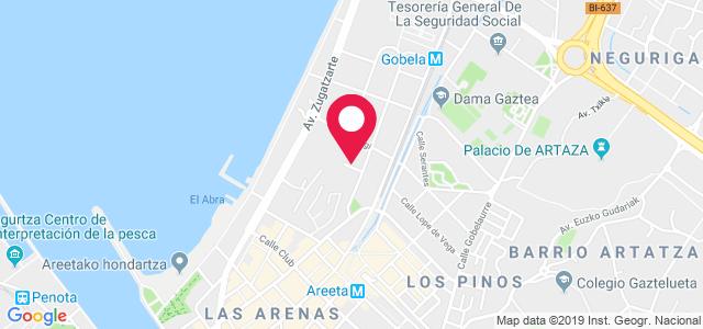 Calle errekagane, 20, 48930, Bilbao
