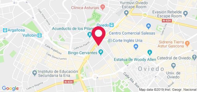 C/ Asturias, 41, 33012, Oviedo