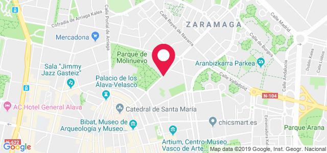 Calle Reyes de Navarra, 10, 01002, Vitoria