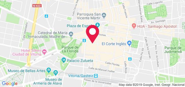 Calle General Álava, 15 5ºIZDA, 01005, Vitoria