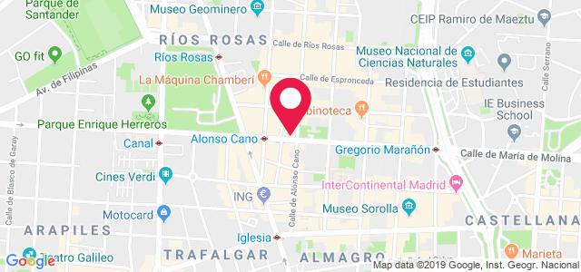 Calle José Abascal, 35 1ºB, 28003, Madrid