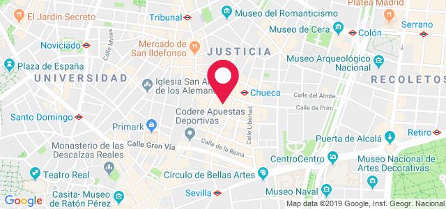 Calle Pelayo, 5, 28004, Madrid