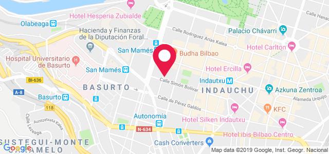 Calle Jose María Eskuza, 21, 48013, Bilbao
