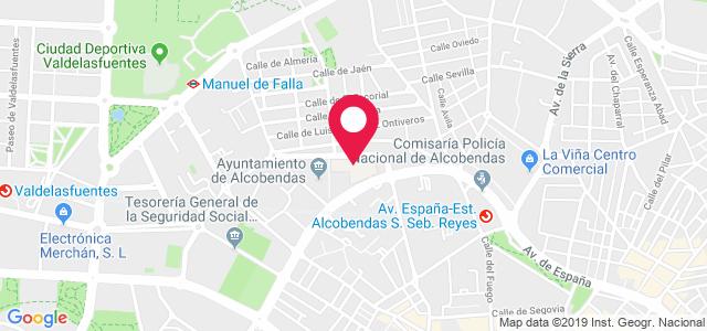 Centro Comercial Dolce Vita, Avenida de España, 17, 28100, Alcobendas