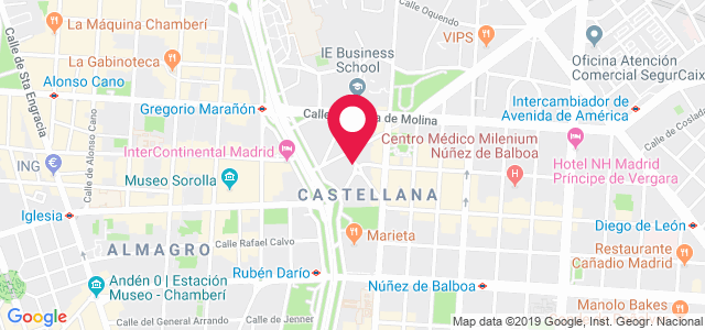Calle General Oraá, 19, 28006, Madrid